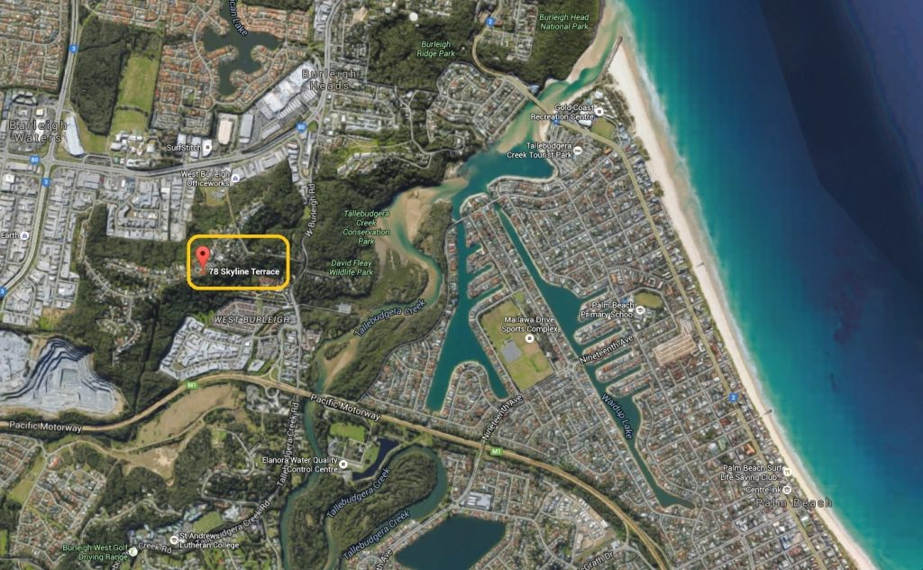 78 Skyline Terrace Burleigh Heads Qld 4220 Smith